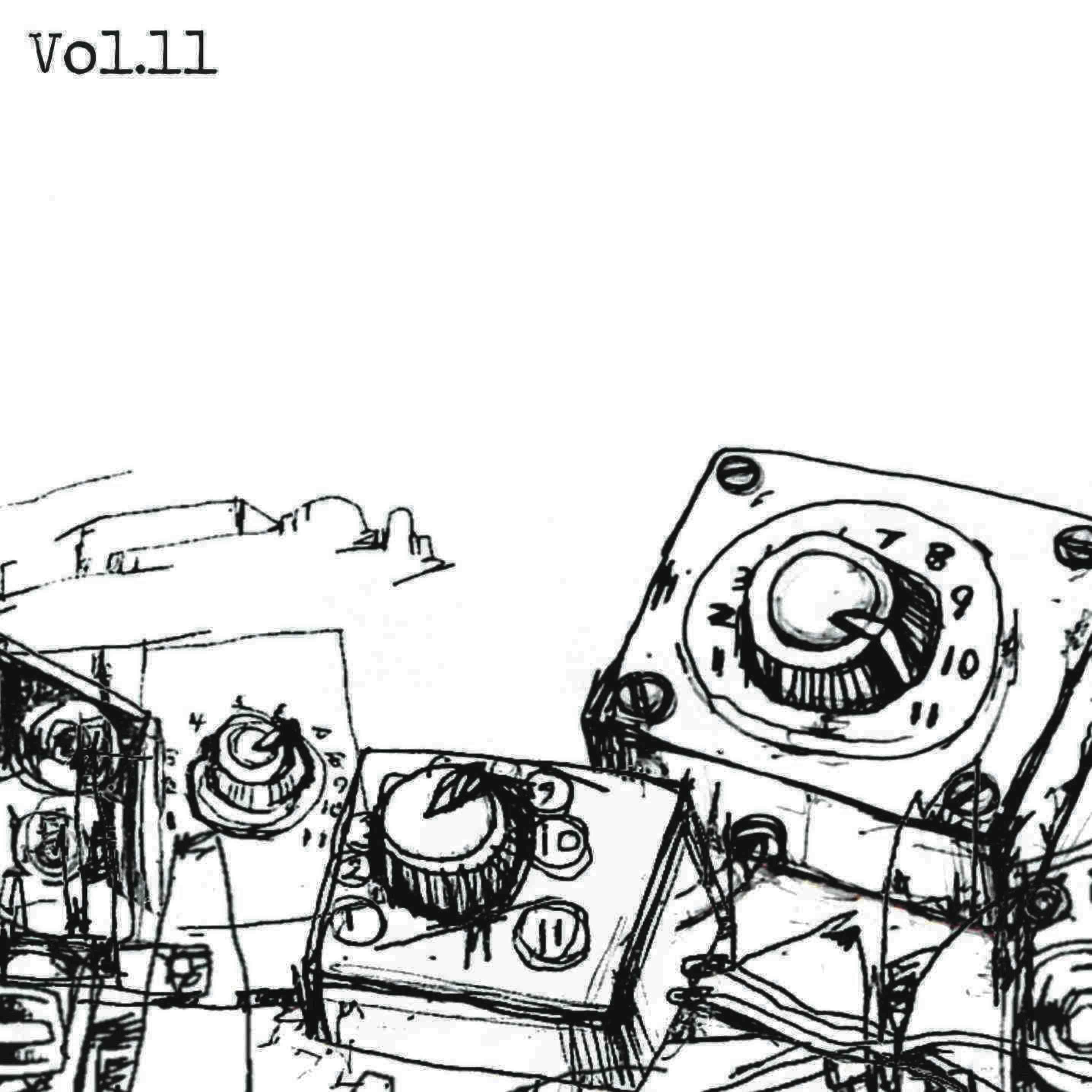 Sotones Records Sampler – Vol.11 Artwork