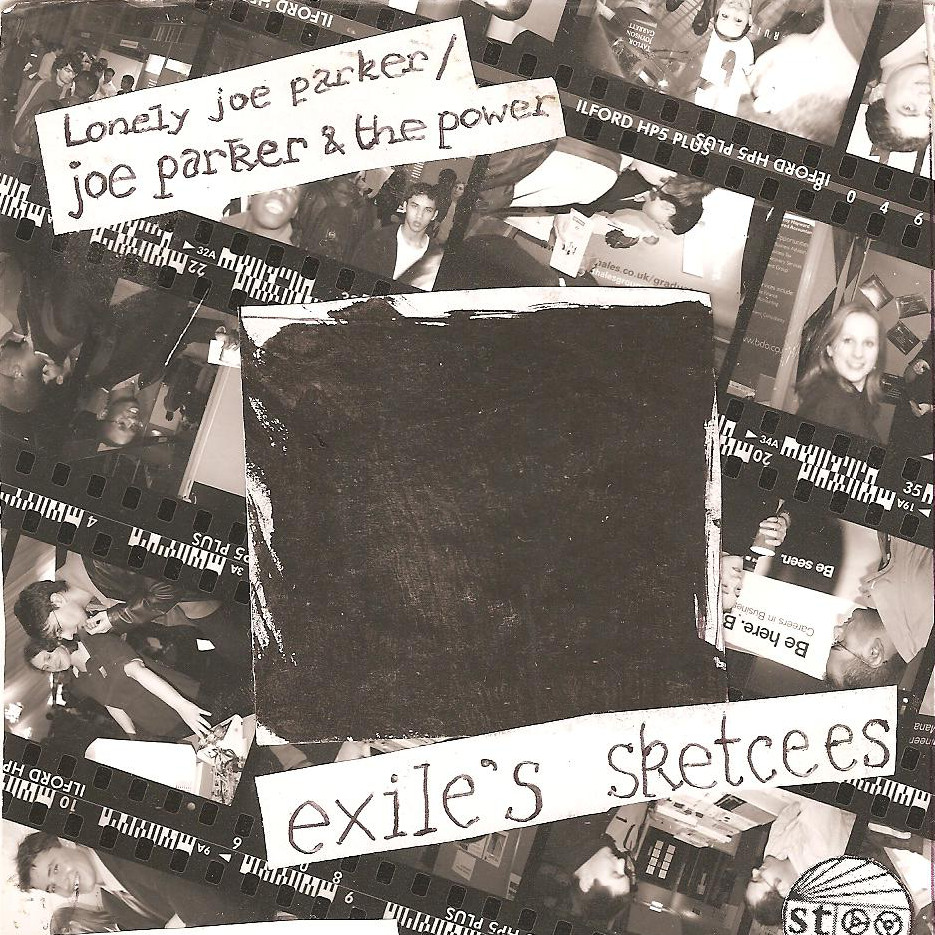 Lonely Joe Parker – Exile's Sketches Artwork