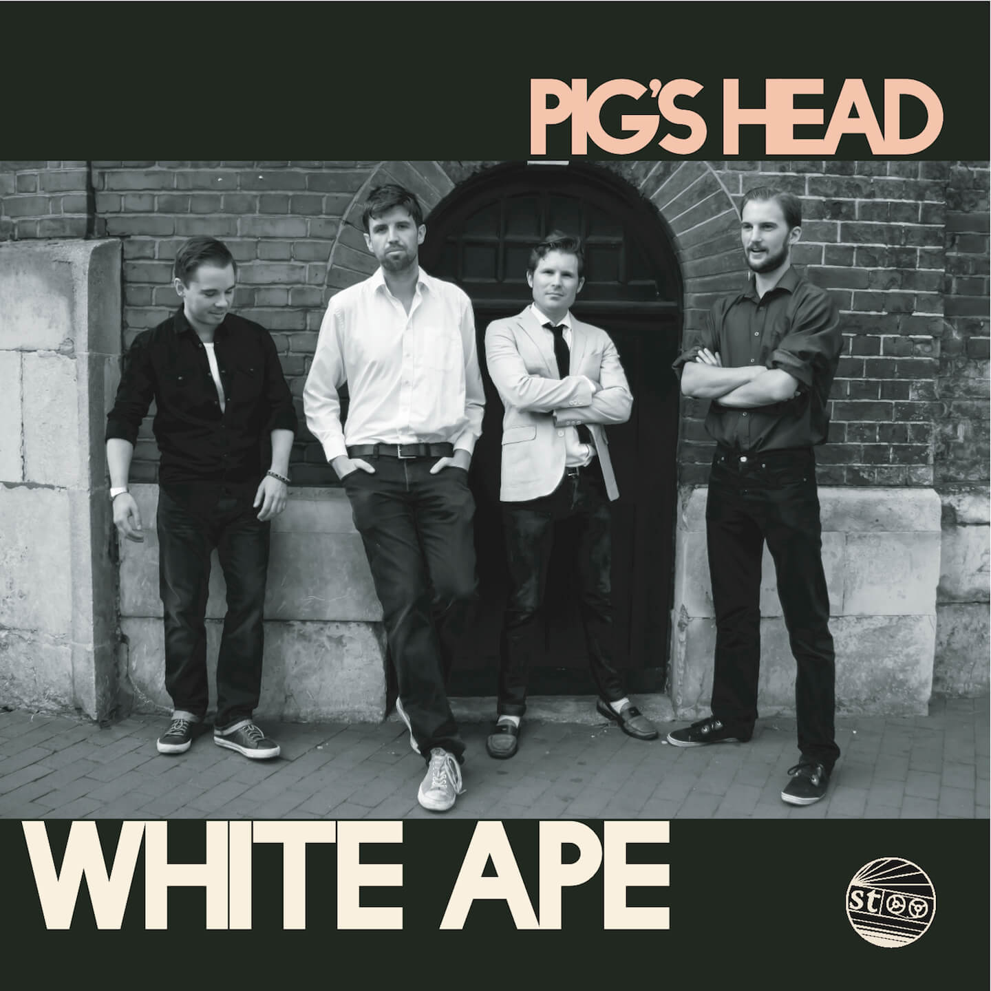 White Ape – Pig's Head Artwork