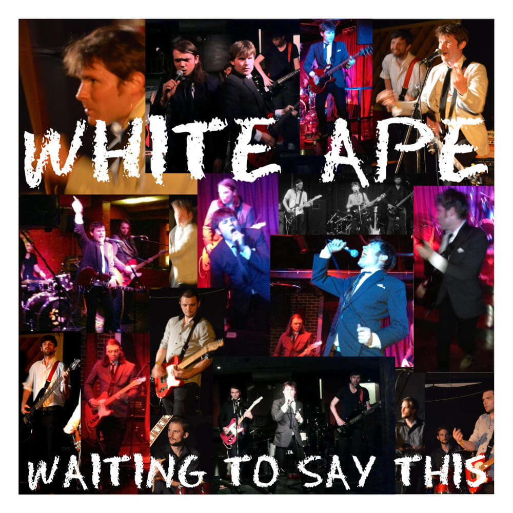 White Ape – Waiting To Say This Artwork