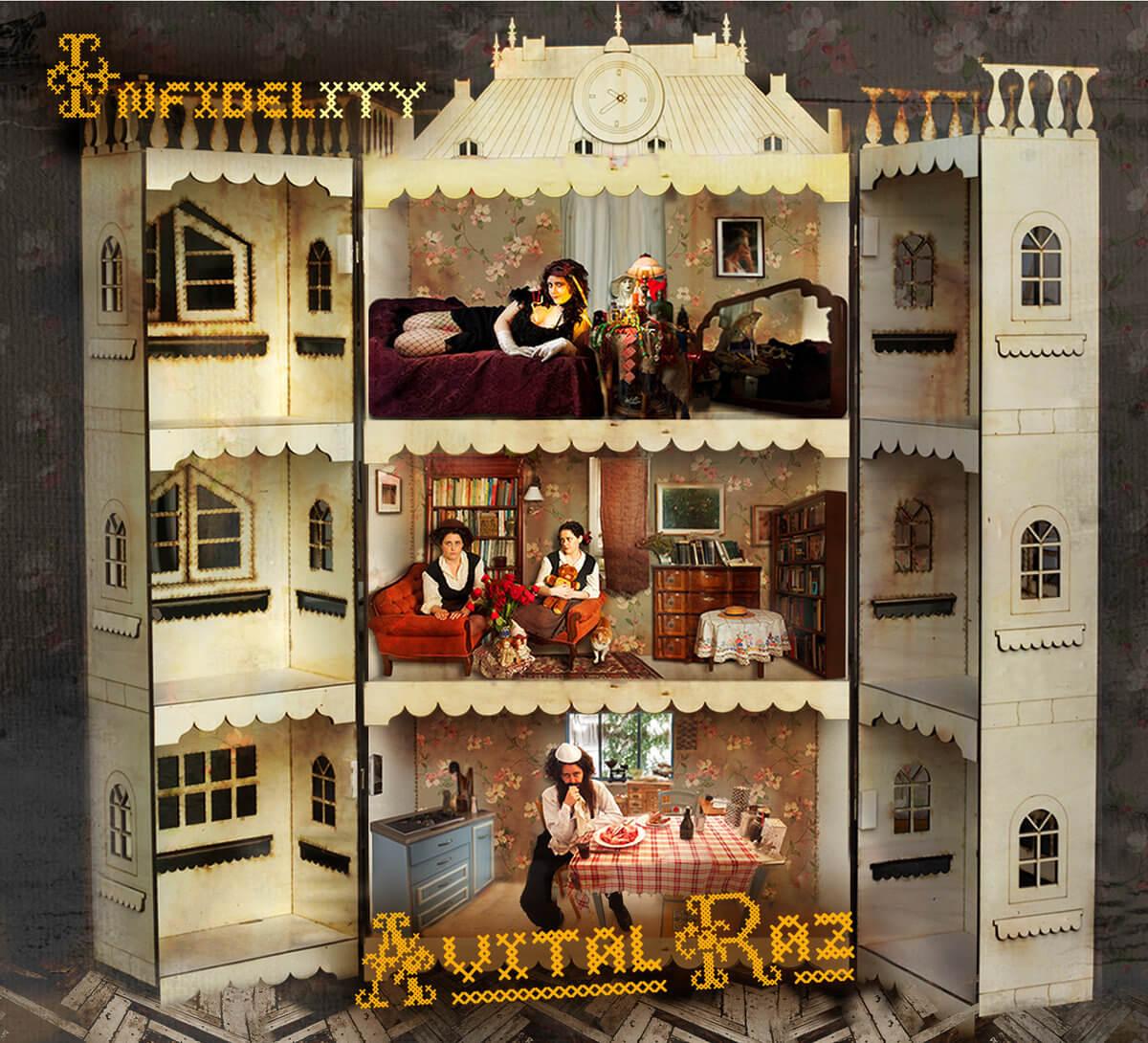 Avital Raz – Infidelity Artwork