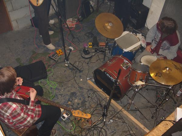 Moneytree Rehearsal