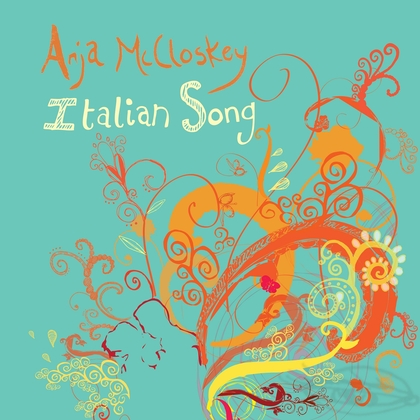 Anja McCloskey – Italian Song Artwork