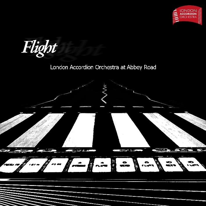 London Accordion Orchestra – Flight Artwork