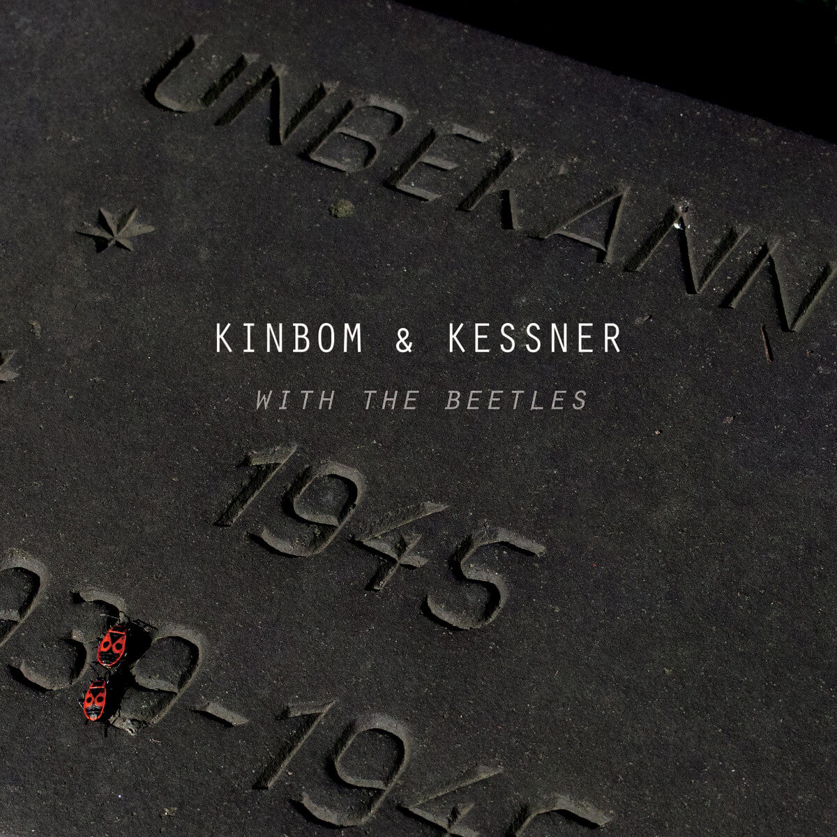 Kinbom & Kessner – With The Beetles Artwork